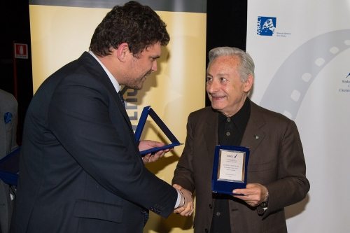 Leo Gullotta e Giuseppe Alessio Nuzzo