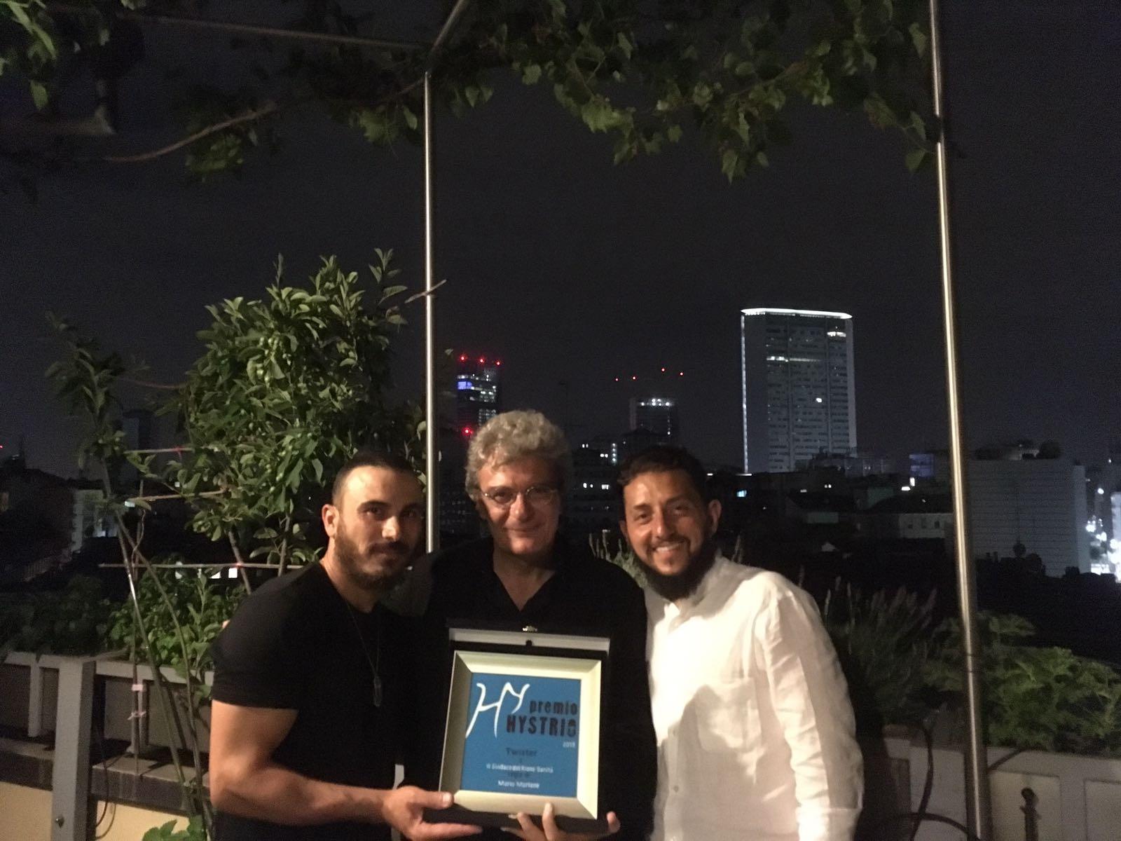 Nest vince premio Hystrio