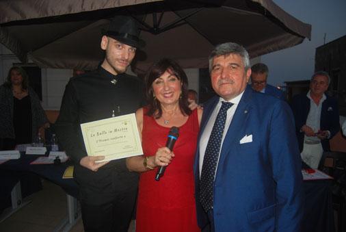 vincitore premio La Bulla Cipriano Magliulo