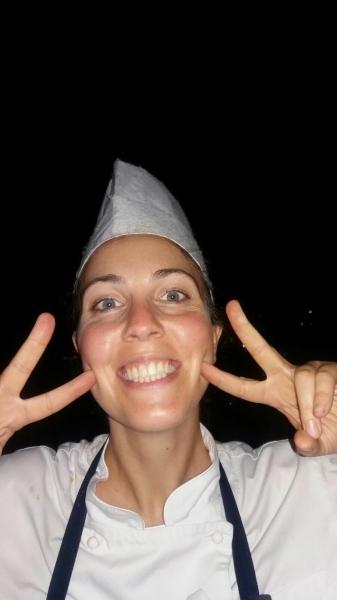 Martina Brachetti maître patissier da location pluristellate