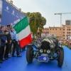 partenza gran premio Nuvolari