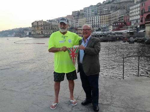 claudio Pit e Vincenzo Semeraro
