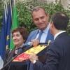 Carmela Paganp, Prefetto, Luigi De Magistri, Roziers