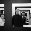 """Foto dal set del film di Elio Petri """"La decima vittima"""" (1965) ©Archivio fotografico della Cineteca Nazionale, Roma"""