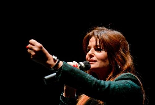Monica Sarnelli foto Alessandro Pone
