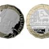 la moneta dedicata ad Eduardo