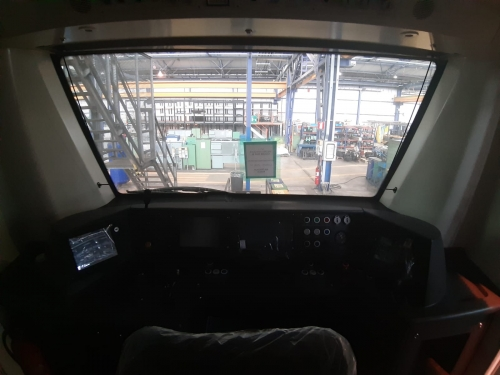 nuovo treno