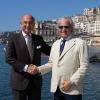 sx: Amedeo Manzo, presidente BCC di Napoli e Gennaro Amato presidente AFINA