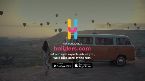 Holiders