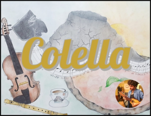 Copertina Colella