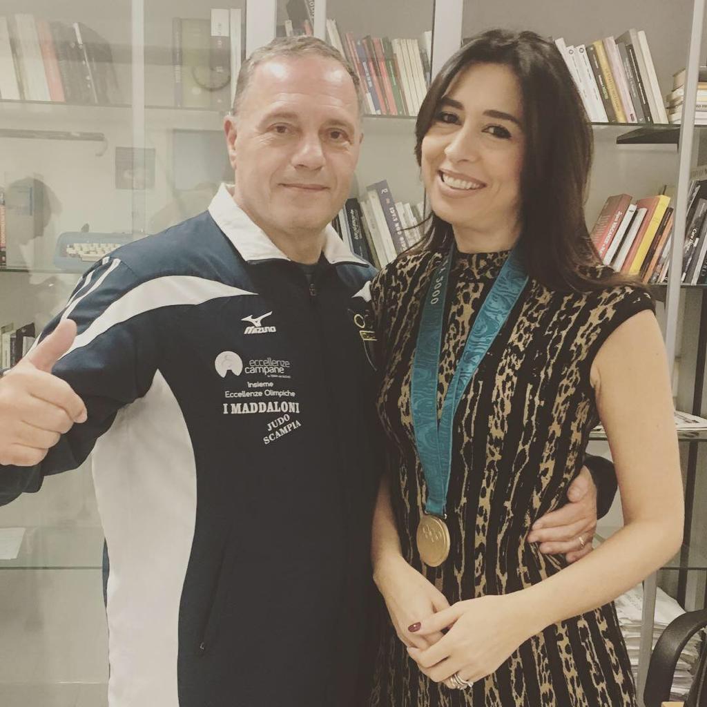 Gianni Maddaloni e Rossella Giaquinto