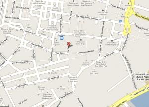 Via Toledo, 210 - 80132 Napoli